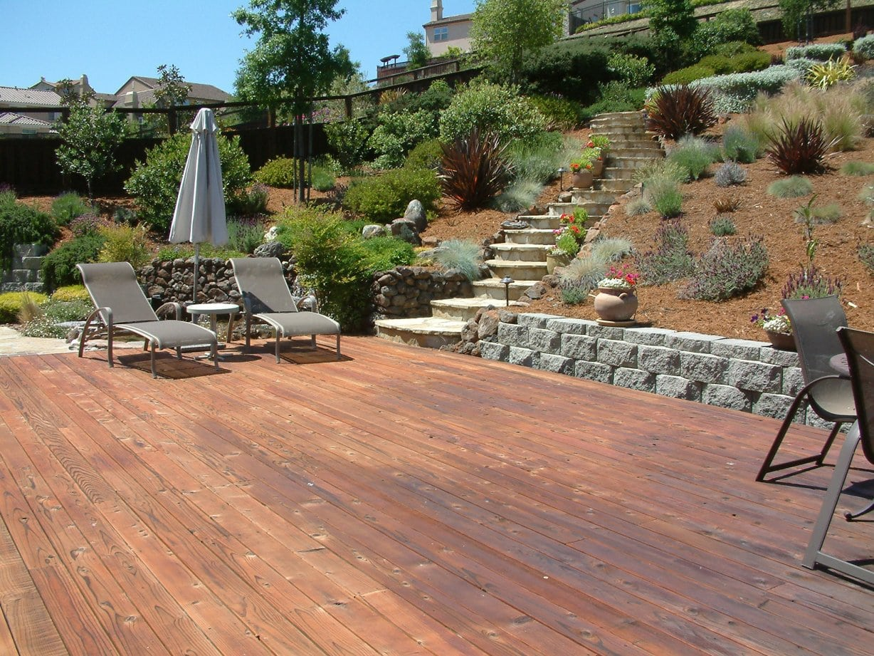 Babylon Builders Decking Image